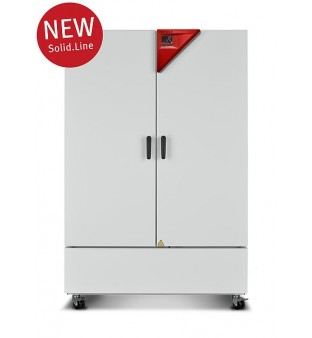 Constant climate chamber with large temperature / humidity range 1020 l series KBF-S Solid.Line