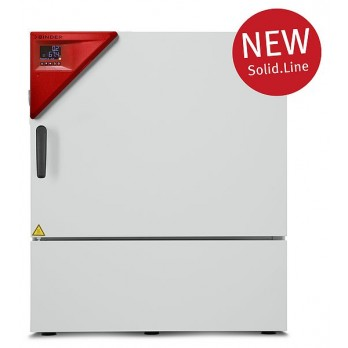 Constant climate chamber with large temperature / humidity range 102 l series KBF-S Solid.Line