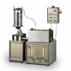 Automatic bitumen extractor