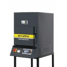 Asphalt binder analyzer by ignition method