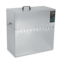 Circulating water bath with cooler unit