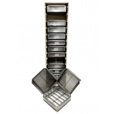 Flakiness and grid sieve set